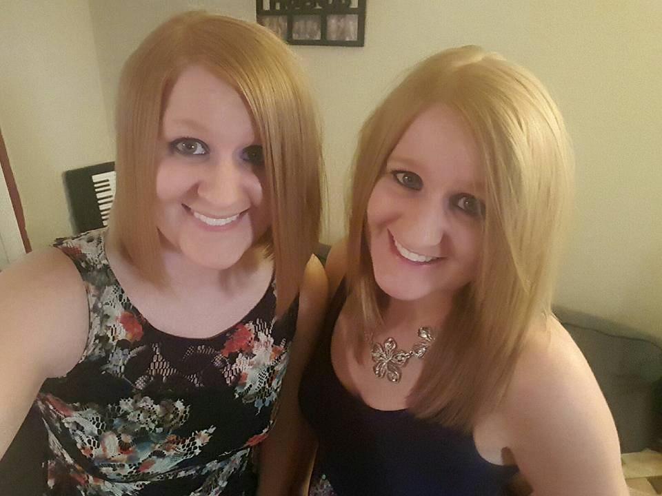 Jodi and Stephanie