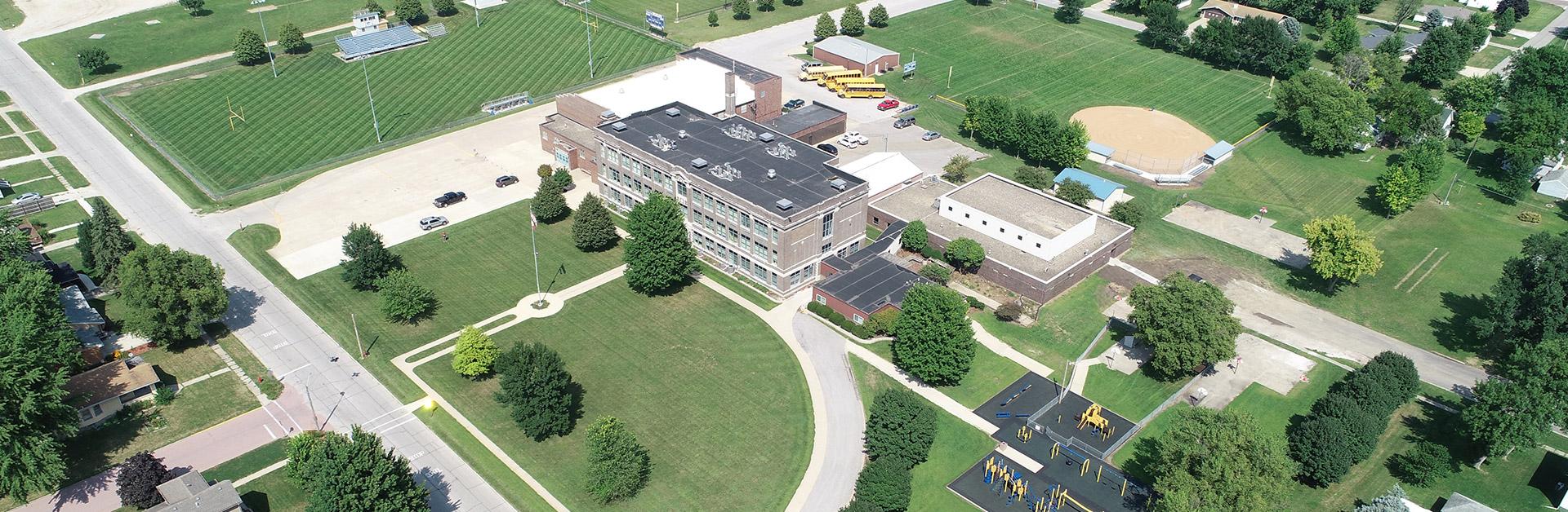 Glidden Ralston School Iowa