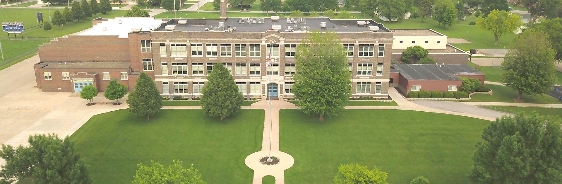 Front View School